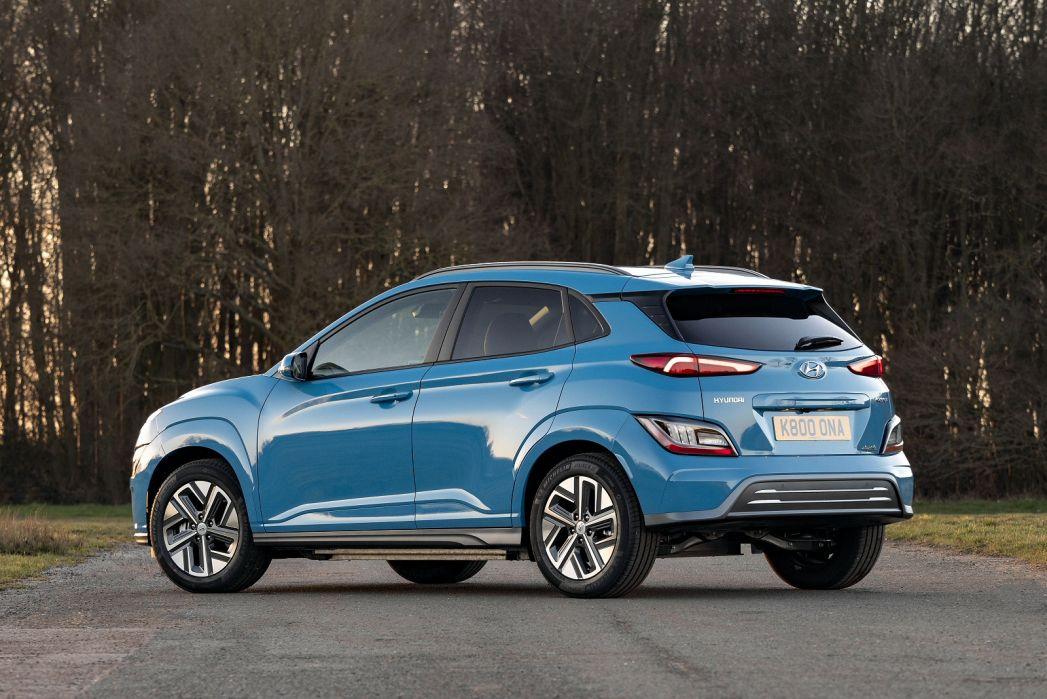 Image 3: Hyundai Kona Electric Hatchback 150KW Premium 64KWH 5dr Auto