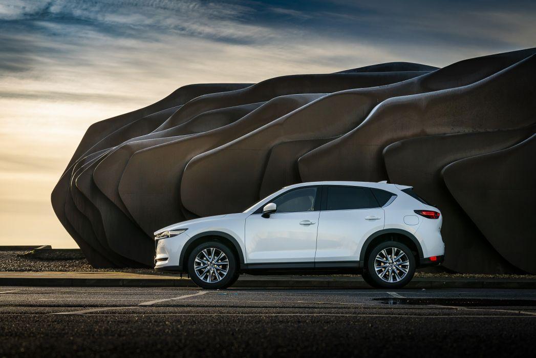 Video Review: Mazda CX-5 Diesel Estate 2.2D [184] Sport 5dr [safety Pack]