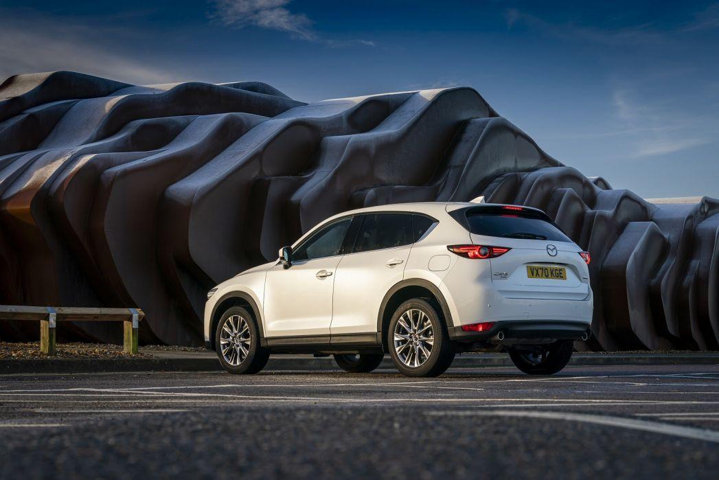 Image 2: Mazda CX-5 Diesel Estate 2.2D [184] Sport 5dr [safety Pack]