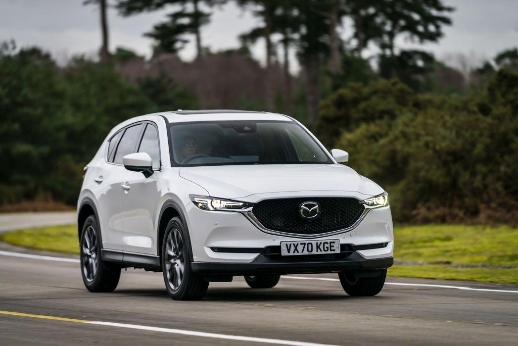 Image 3: Mazda CX-5 Diesel Estate 2.2D [184] Sport 5dr [safety Pack]