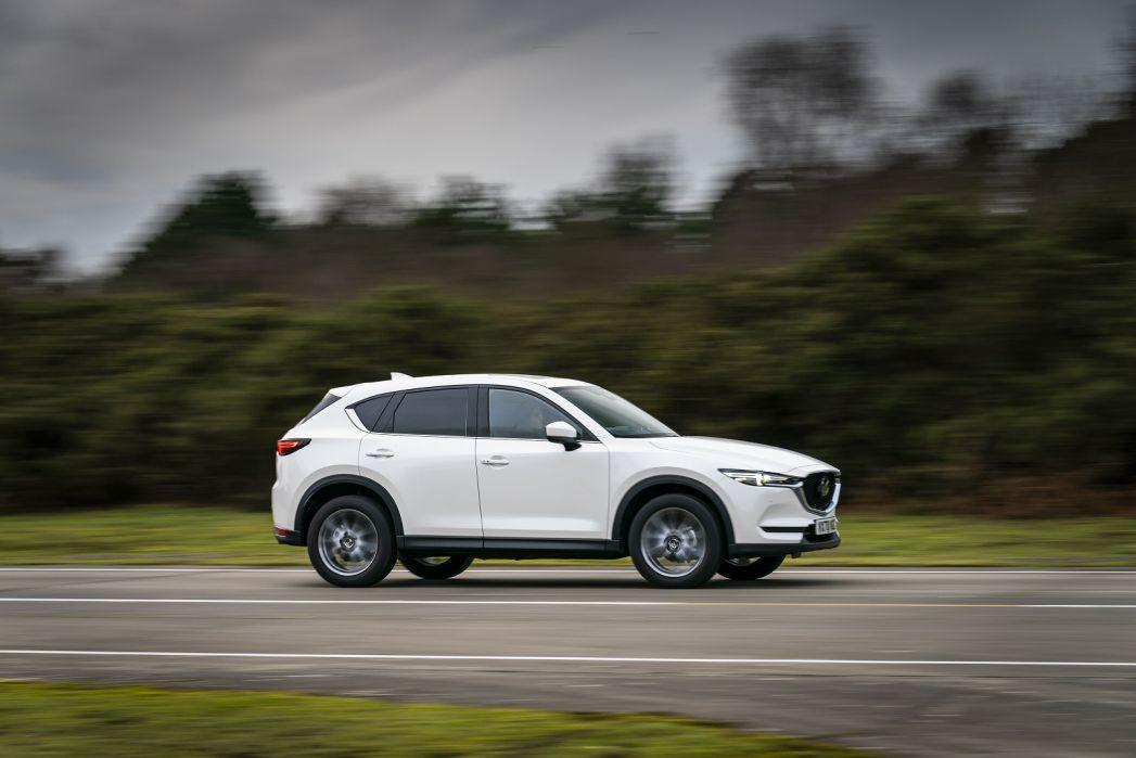 Image 4: Mazda CX-5 Diesel Estate 2.2D [184] Sport 5dr [safety Pack]