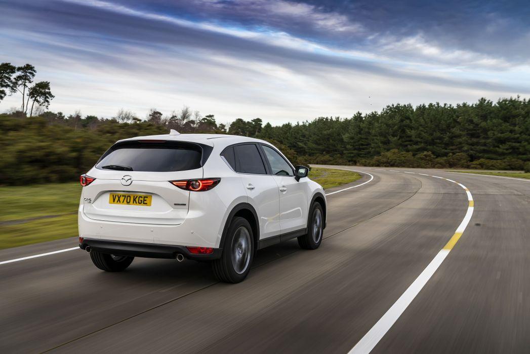 Image 5: Mazda CX-5 Diesel Estate 2.2D [184] Sport 5dr [safety Pack]