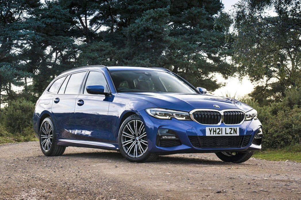 Image 4: BMW 3 Series Touring 330E M Sport 5dr Step Auto