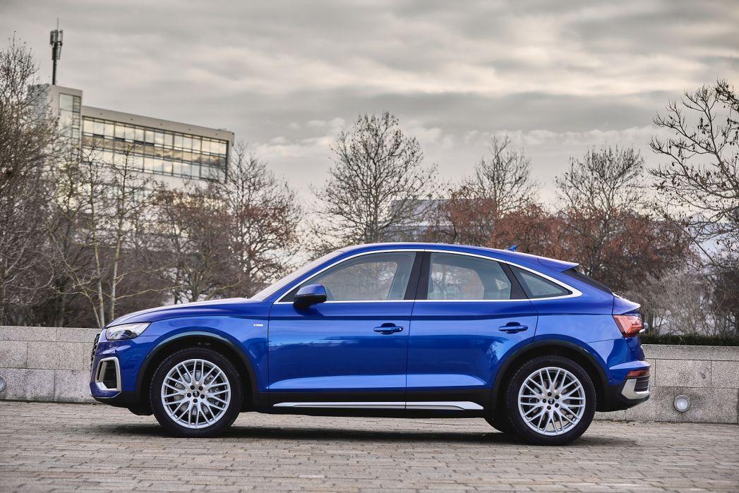 Video Review: Audi Q5 Sportback 50 Tfsi E Quattro Vorsprung 5dr S Tronic