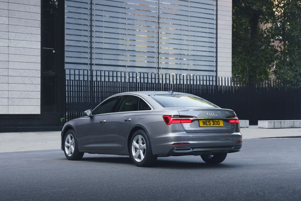 Image 2: Audi A6 Saloon 50 Tfsi E 17.9KWH Qtro Sport 4dr S Tronic [C+S]
