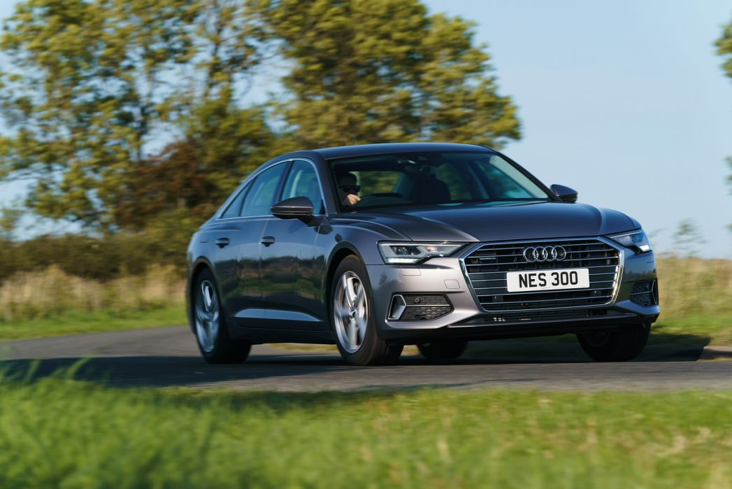 Image 3: Audi A6 Saloon 50 Tfsi E 17.9KWH Qtro Sport 4dr S Tronic [C+S]