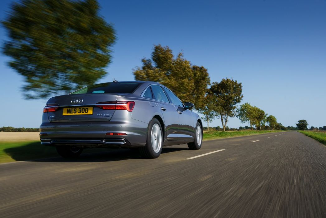 Image 5: Audi A6 Saloon 50 Tfsi E 17.9KWH Quattro Vorsprung 4dr S Tronic