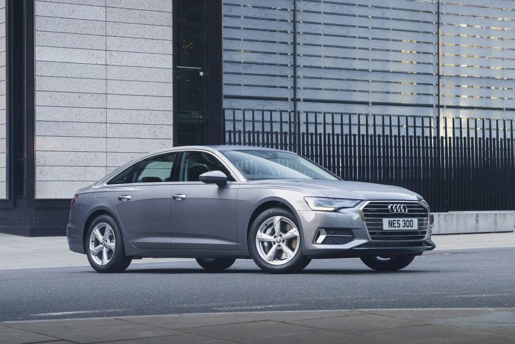 Video Review: Audi A6 Avant 50 Tfsi E 17.9KWH Qtro Black ED 5dr S Tronic [C+S]