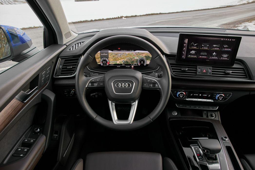 Image 3: Audi Q5 Diesel Estate 40 TDI Quattro Sport 5dr S Tronic