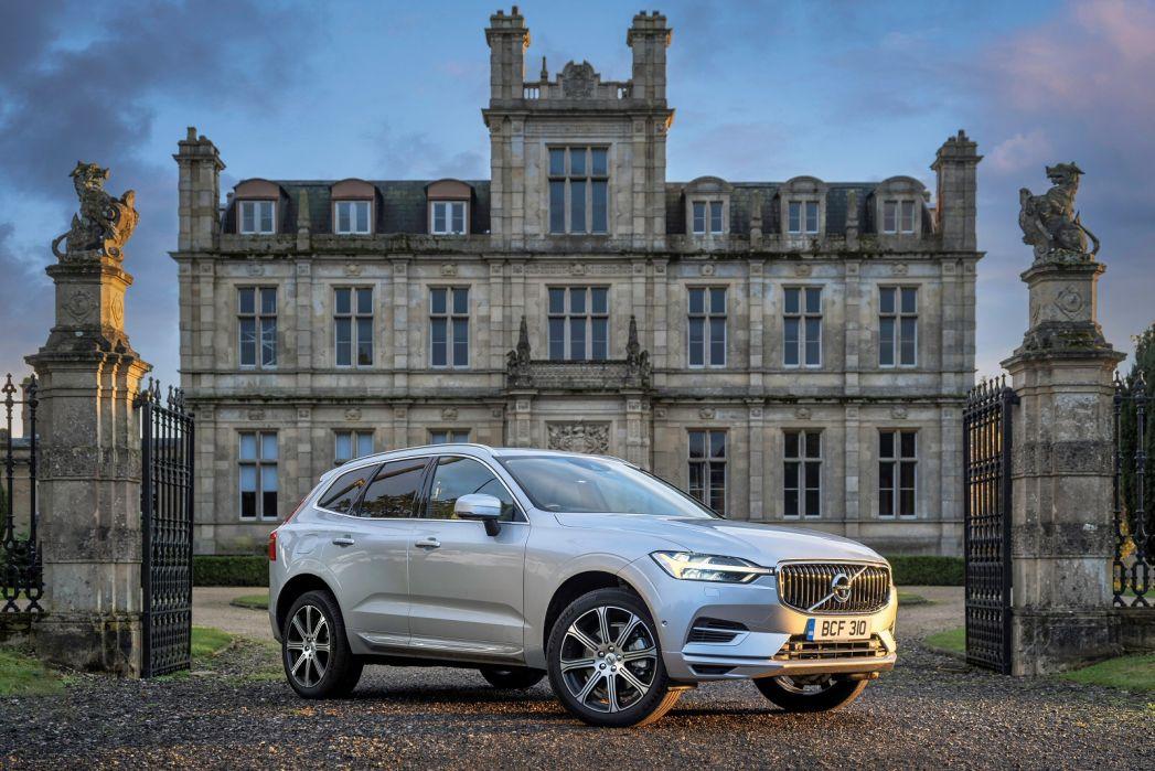 Video Review: Volvo XC60 Estate 2.0 T6 Recharge Phev Inscription 5dr AWD Auto