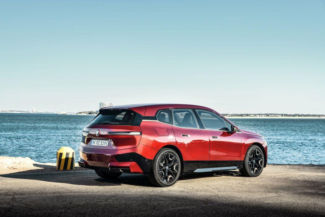 Image 2: BMW IX Estate 240KW Xdrive40 Sport 77.6KWH 5dr Auto [tech Plus]