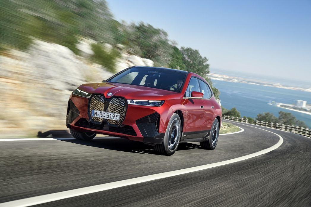 Image 4: BMW IX Estate 240KW Xdrive40 Sport 77.6KWH 5dr Auto [tech Plus]