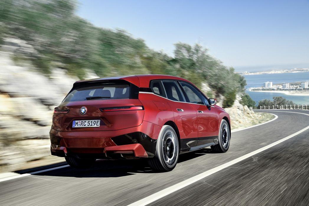 Image 5: BMW IX Estate 240KW Xdrive40 Sport 77.6KWH 5dr Auto [tech Plus]