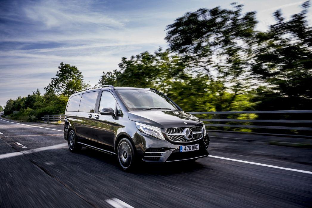 Image 4: Mercedes-Benz V Class Diesel Estate V300 D 237 Marco Polo Horiz AMG Line 4dr 9GT Long