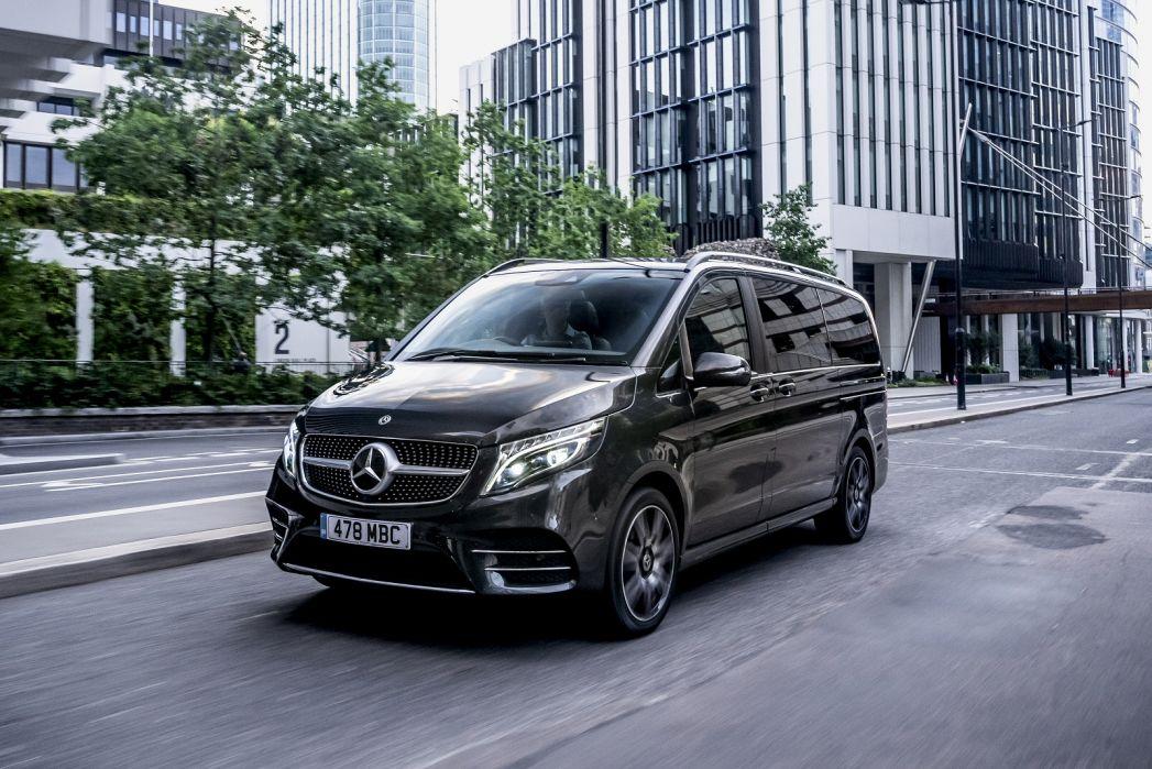 Image 5: Mercedes-Benz V Class Diesel Estate V300 D 237 Marco Polo Horiz AMG Line 4dr 9GT Long