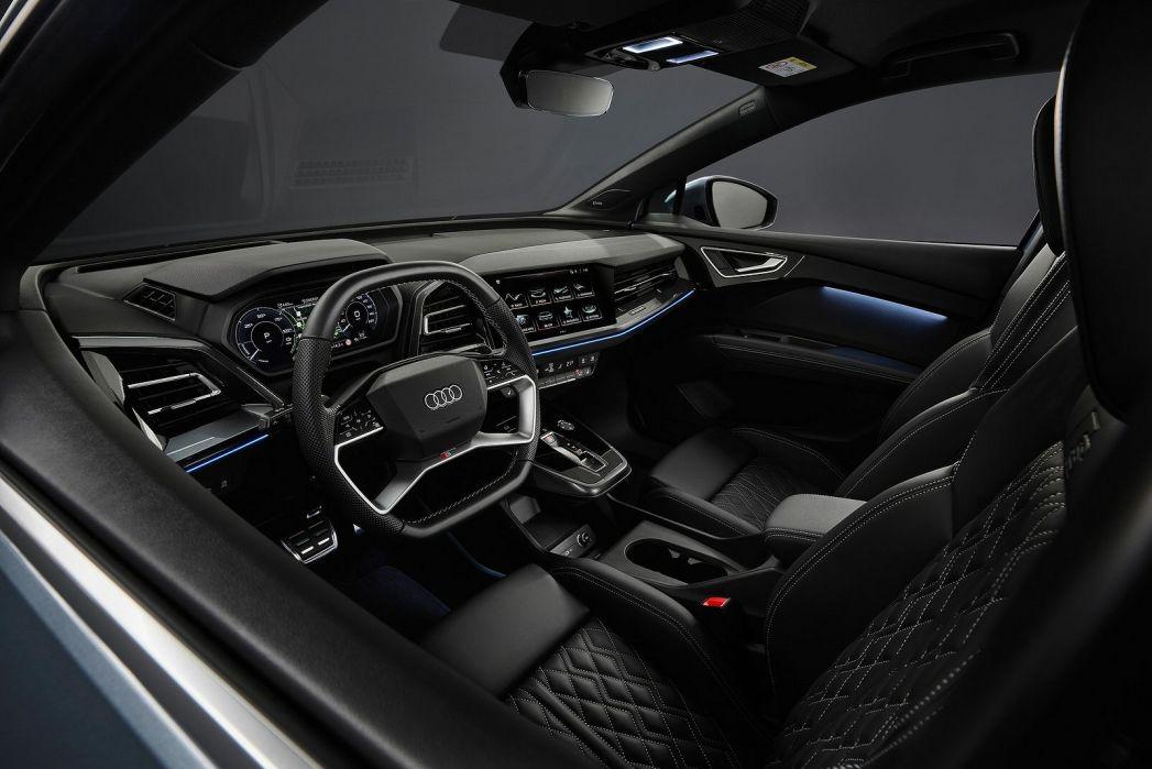Image 4: Audi Q4 E-Tron Estate 150KW 40 82.77KWH S Line 5dr Auto