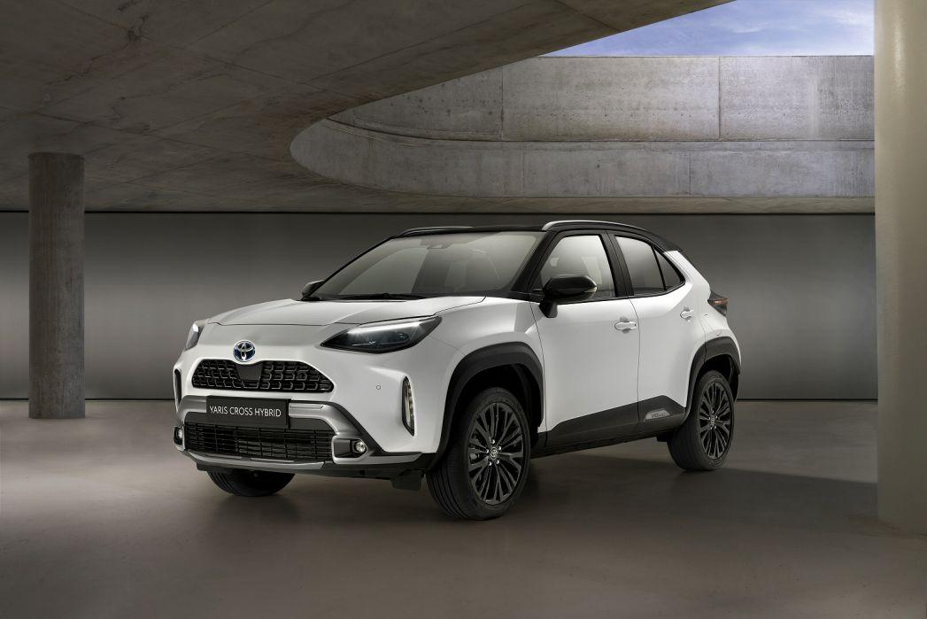 Image 6: Toyota Yaris Cross Estate 1.5 Hybrid Icon 5dr CVT