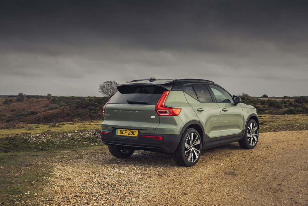 Image 3: Volvo XC40 Electric Estate 300KW Recharge Twin 78KWH 5dr AWD Auto