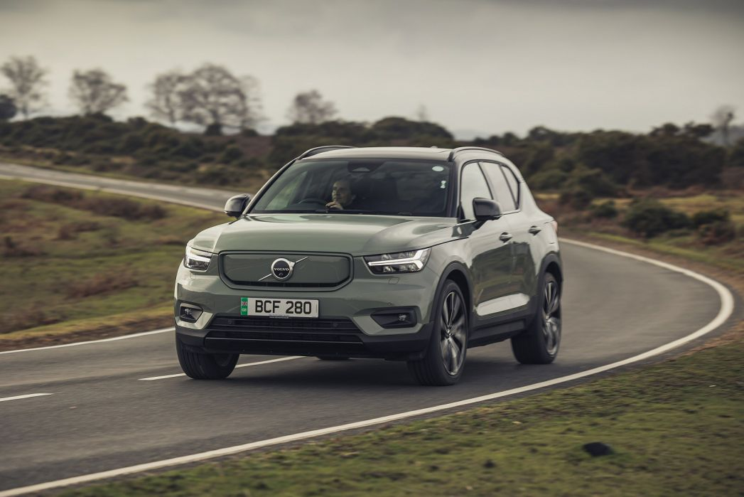 Image 5: Volvo XC40 Electric Estate 300KW Recharge Twin 78KWH 5dr AWD Auto