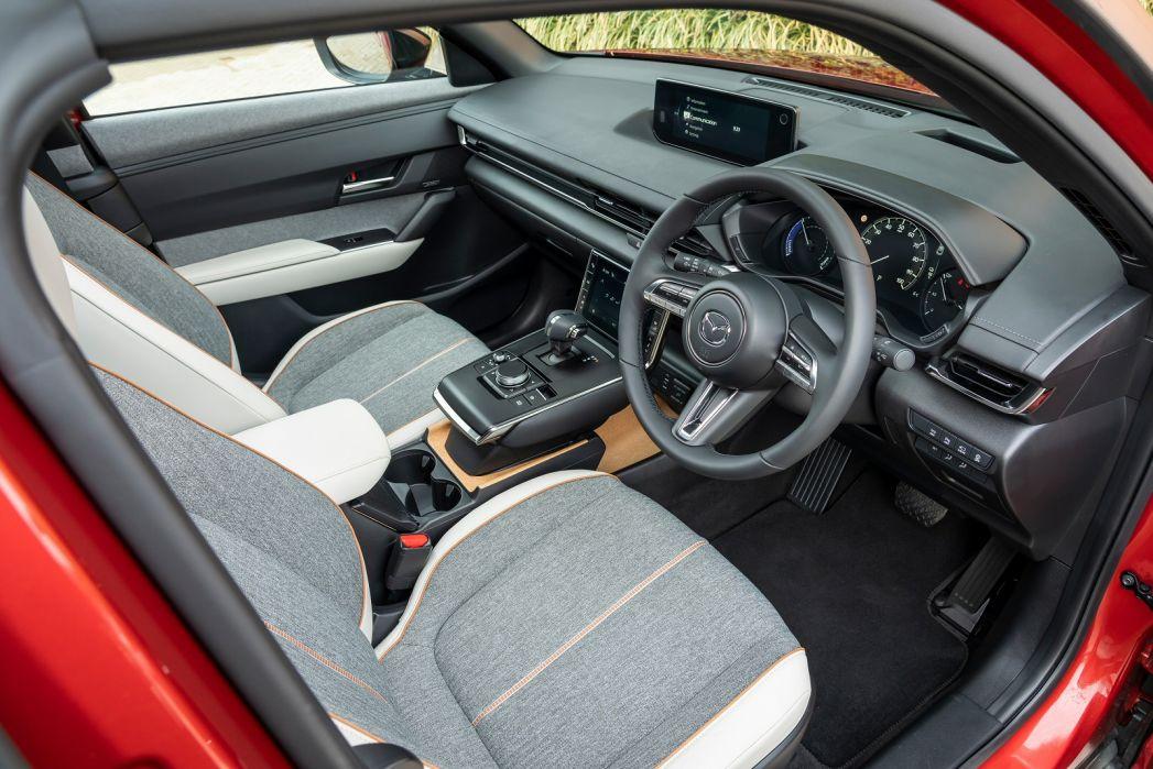 Image 3: Mazda MX-30 Hatchback 107KW SE-L LUX 35.5KWH 5dr Auto