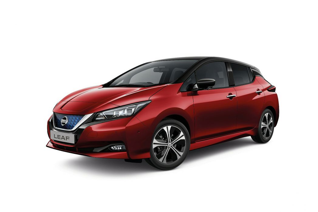 Image 4: Nissan Leaf Hatchback Special Edition 110KW 10 40KWH 5dr Auto