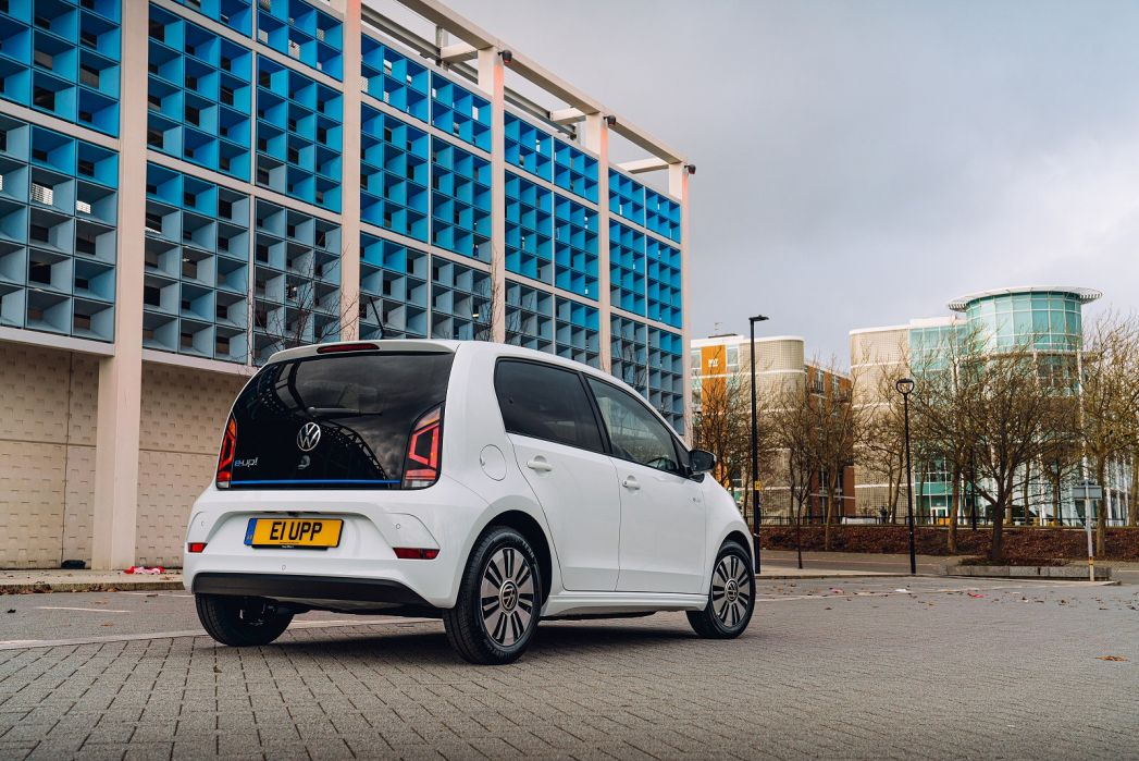 Image 6: Volkswagen UP Electric Hatchback 60KW E-UP 32KWH 5dr Auto