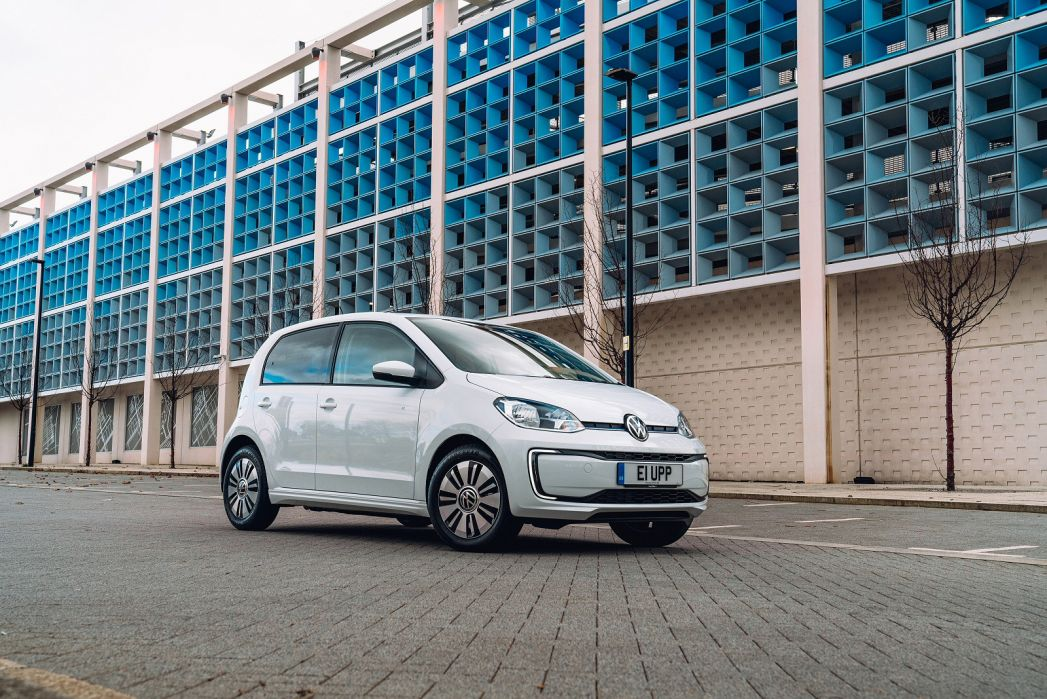 Image 3: Volkswagen UP Electric Hatchback 60KW E-UP 32KWH 5dr Auto