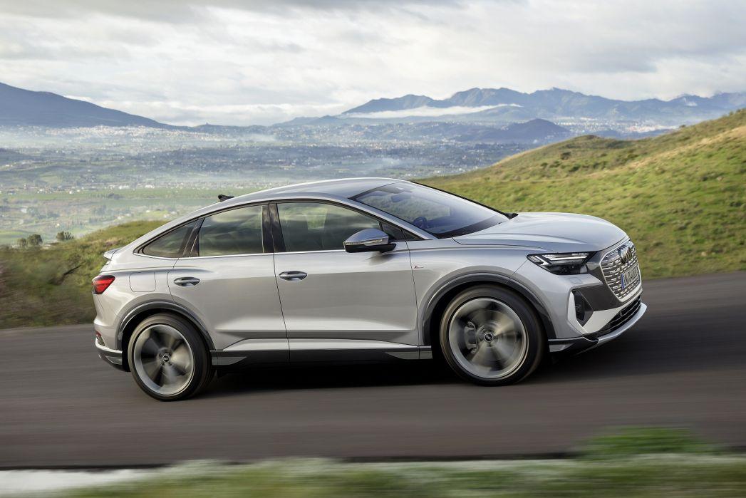 Image 6: Audi Q4 E-Tron Sportback 125KW 35 55.52KWH Sport 5dr Auto [C+S/tech]