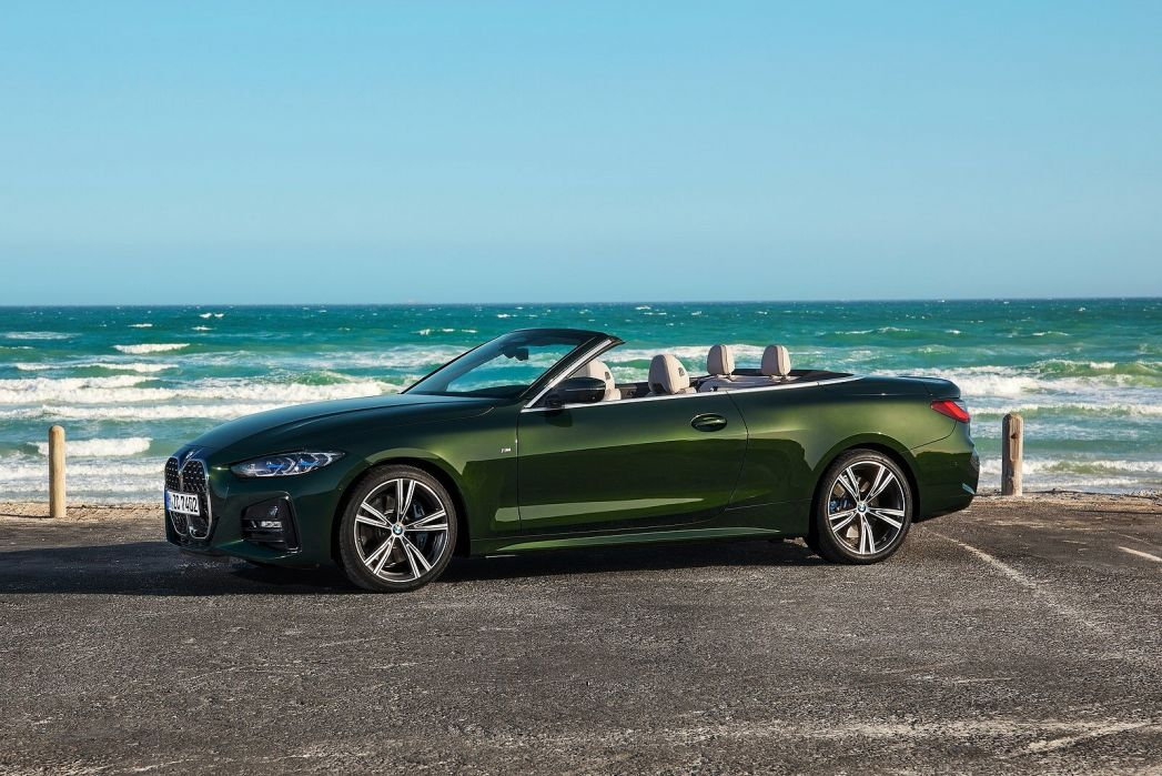 Image 1: BMW 4 Series Convertible Special Editions 430D MHT M Sport PRO Edition 2dr Step Auto