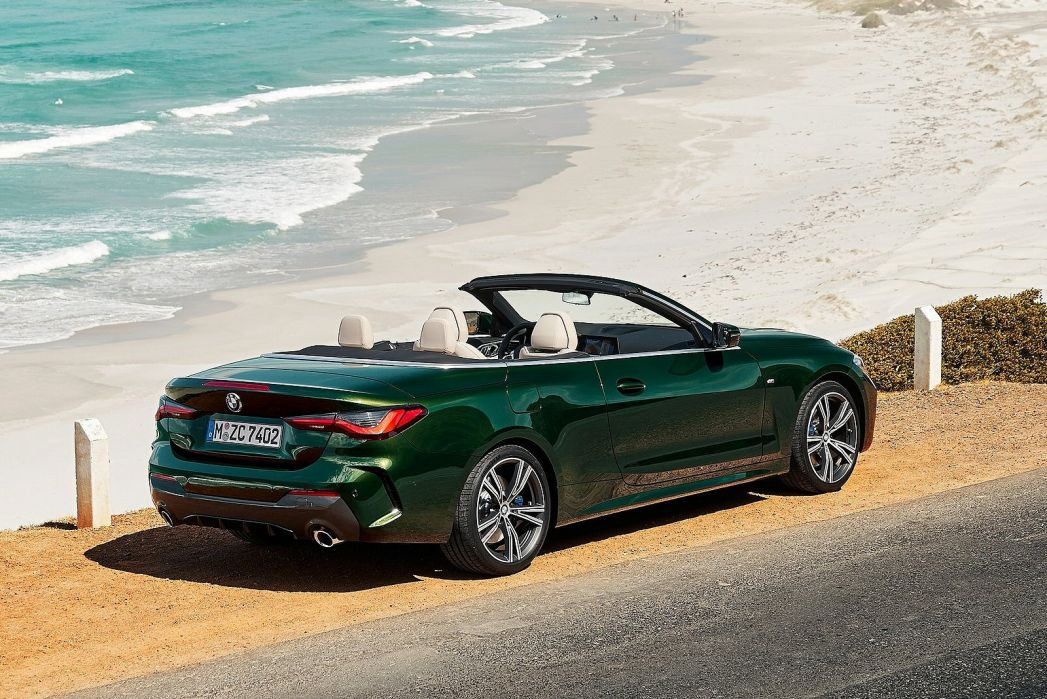 Image 2: BMW 4 Series Convertible Special Editions 430D MHT M Sport PRO Edition 2dr Step Auto
