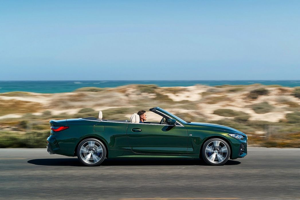 Image 5: BMW 4 Series Convertible Special Editions 430D MHT M Sport PRO Edition 2dr Step Auto