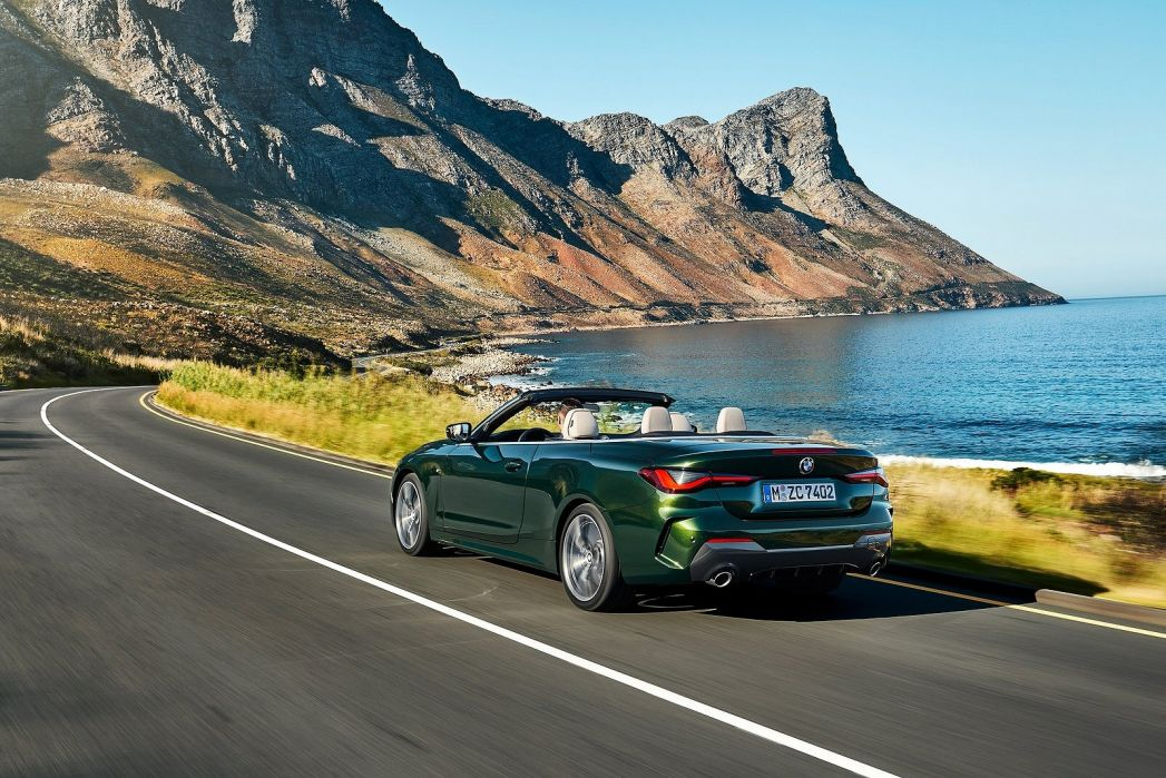 Image 6: BMW 4 Series Convertible Special Editions 430D MHT M Sport PRO Edition 2dr Step Auto