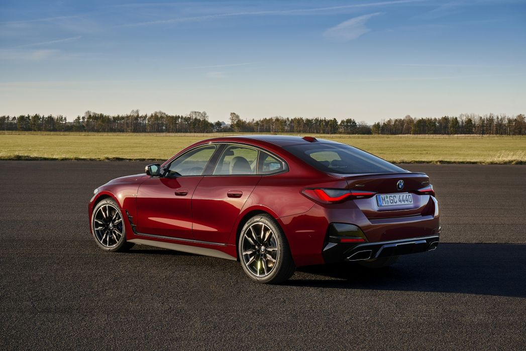 Image 2: BMW 4 Series Gran Coupe 420I M Sport 5dr Step Auto [tech/PRO Pack]