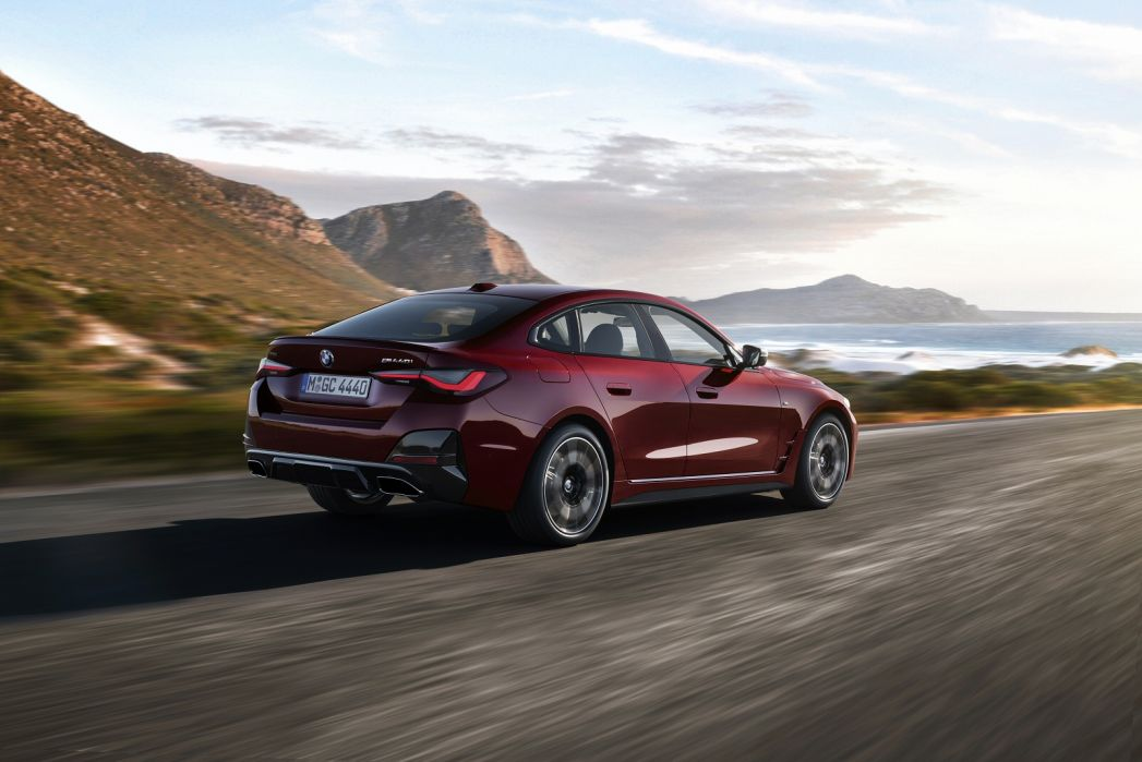 Image 5: BMW 4 Series Gran Coupe 420I M Sport 5dr Step Auto [tech/PRO Pack]