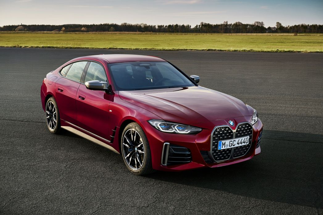 Image 6: BMW 4 Series Gran Coupe 420I M Sport 5dr Step Auto [tech/PRO Pack]