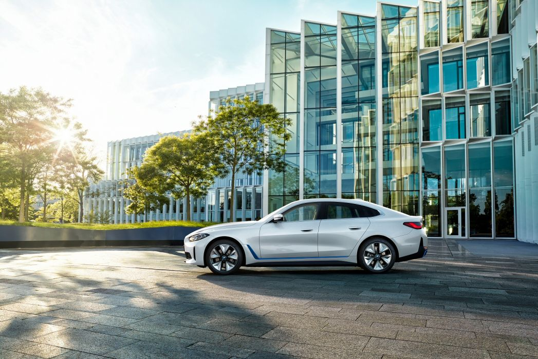 Image 2: BMW I4 Gran Coupe 250KW Edrive40 M Sport 83.9KWH 5dr Auto