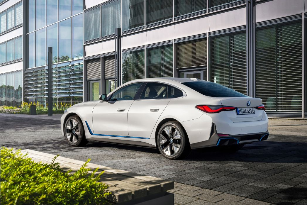 Image 4: BMW I4 Gran Coupe 250KW Edrive40 M Sport 83.9KWH 5dr Auto