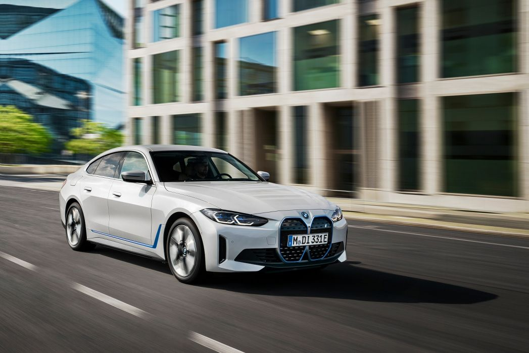 Image 5: BMW I4 Gran Coupe 250KW Edrive40 M Sport 83.9KWH 5dr Auto