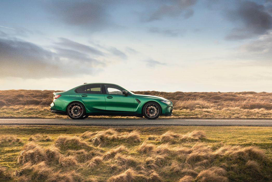 Image 2: BMW M3 Saloon M3 Xdrive Comp M 4dr Step Auto [M PRO/M Carbon]
