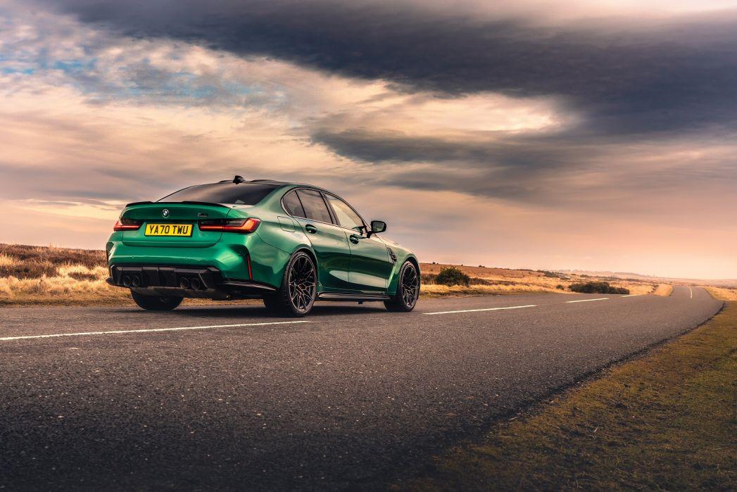 Image 3: BMW M3 Saloon M3 Xdrive Comp M 4dr Step Auto [M PRO/M Carbon]