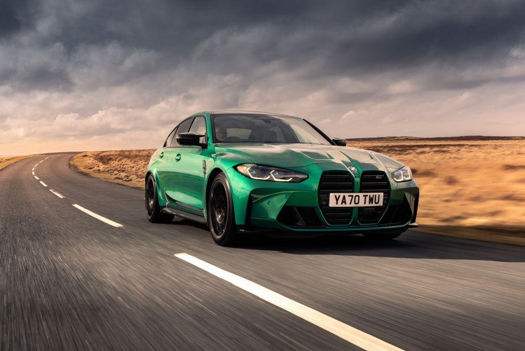 Image 5: BMW M3 Saloon M3 Xdrive Comp M 4dr Step Auto [M PRO/M Carbon]