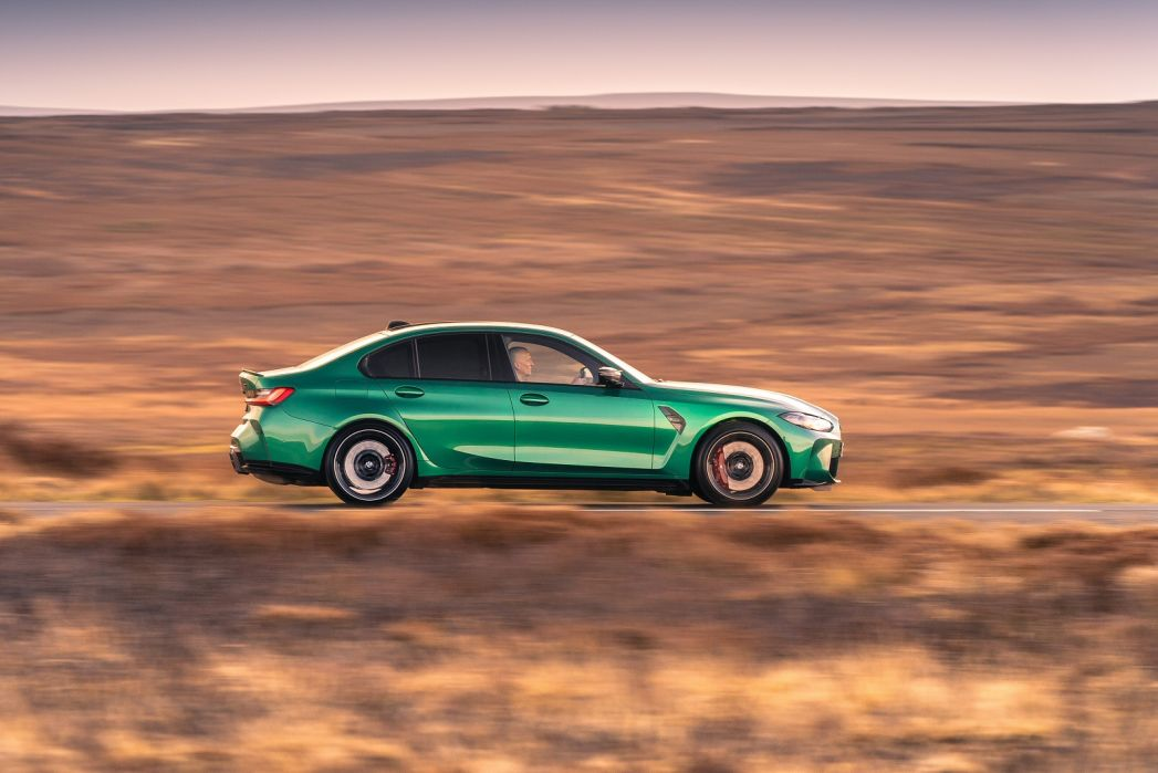 Image 6: BMW M3 Saloon M3 Xdrive Comp M 4dr Step Auto [M PRO/M Carbon]