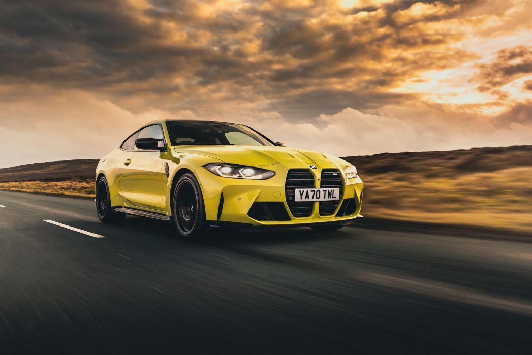 Image 4: BMW M4 Convertible M4 Xdrive Comp M 2dr Step Auto [M PRO/M Carbon]