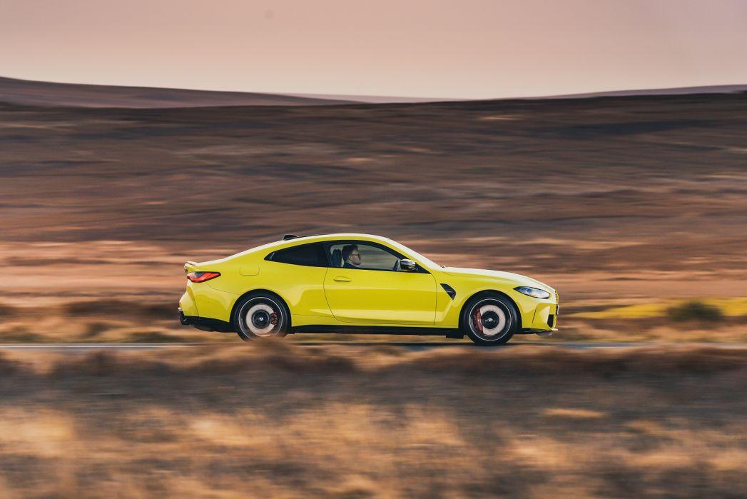Image 5: BMW M4 Convertible M4 Xdrive Comp M 2dr Step Auto [M PRO/M Carbon]