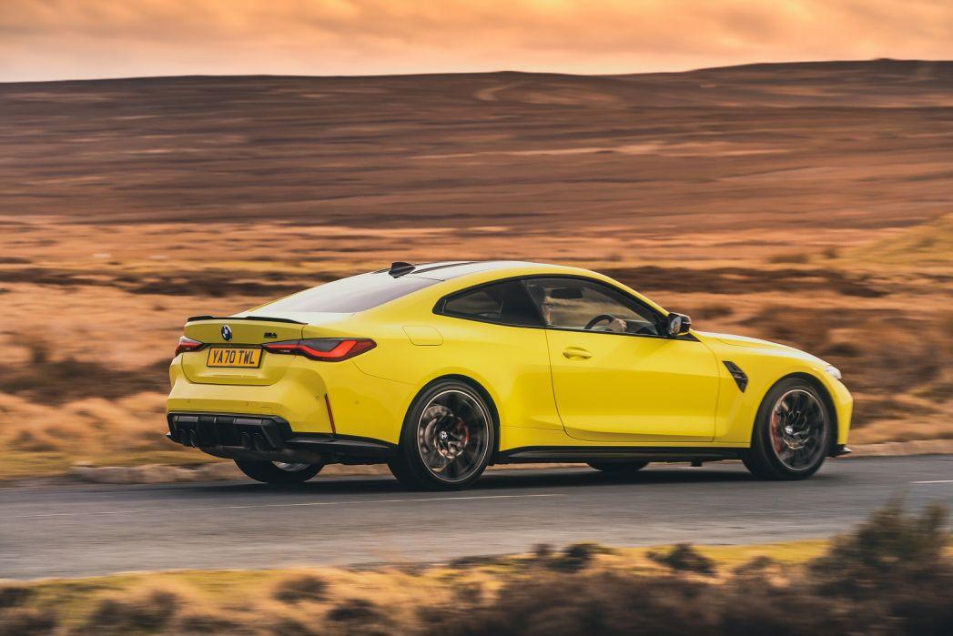 Image 6: BMW M4 Convertible M4 Xdrive Comp M 2dr Step Auto [M PRO/M Carbon]