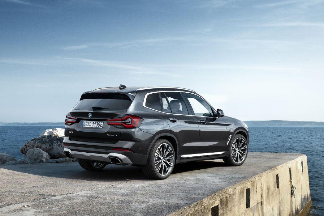Image 2: BMW X3 Estate Xdrive20i MHT M Sport 5dr Step Auto [tech Pack]