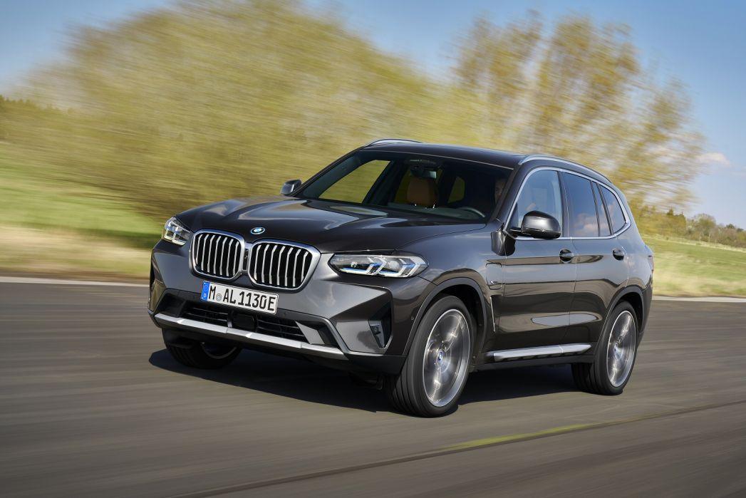 Video Review: BMW X3 Diesel Estate Xdrive20d MHT M Sport 5dr Step Auto [tech Pack]