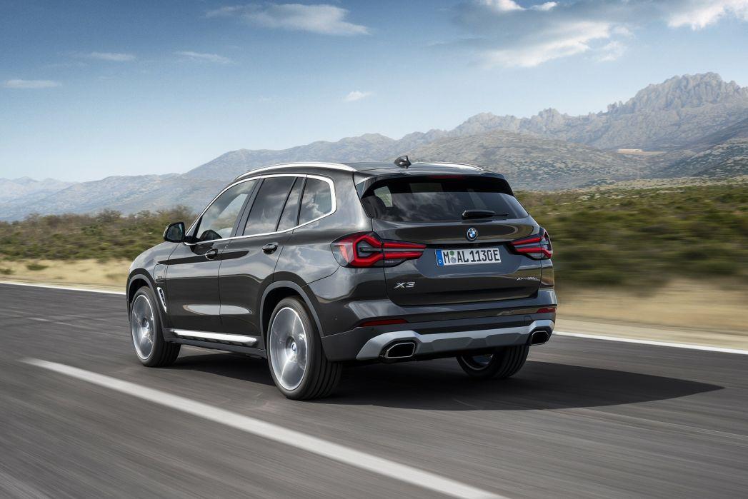 Image 2: BMW X3 Diesel Estate Xdrive20d MHT M Sport 5dr Step Auto [tech Pack]