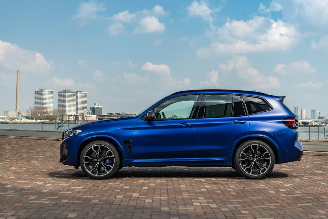 Image 2: BMW X3 Estate Xdrive M40i MHT 5dr Auto