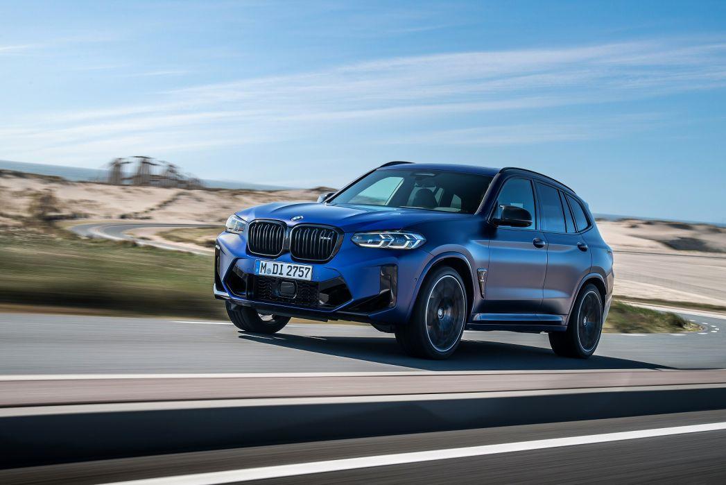 Image 4: BMW X3 Estate Xdrive M40i MHT 5dr Auto